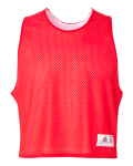 Red White Badger - Youth Reversible Practice Jersey